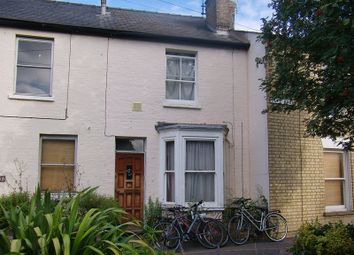 Thumbnail 2 bed terraced house to rent in City Road, Cambridge