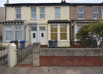 2 bed terraced house for sale in Gorton Street, Blackpool FY1