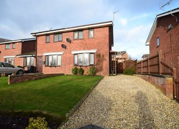 Thumbnail 2 bed semi-detached house for sale in Egerton Place, Whitchurch