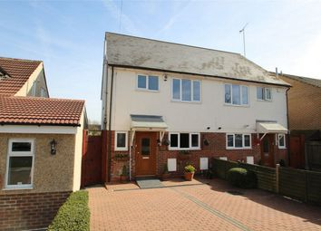 Thumbnail 4 bed semi-detached house for sale in Hood Avenue, Orpington, Kent