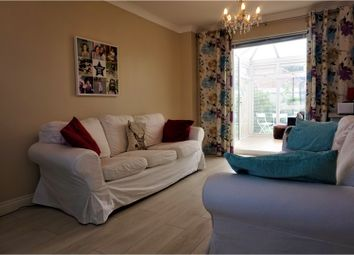 Thumbnail 3 bed terraced house for sale in Deer Valley Road, Peterborough