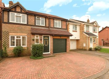 Thumbnail 4 bed detached house for sale in Aldridge Park, Winkfield Row, Berkshire
