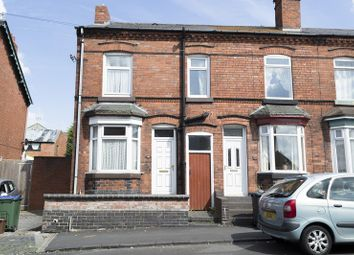 Thumbnail 2 bed end terrace house for sale in Farm Road, Oldbury