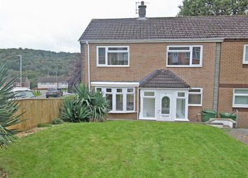 Thumbnail 2 bed semi-detached house for sale in Middlefield Road, Southway, Plymouth