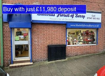 Thumbnail Retail premises for sale in Holton Road, Barry