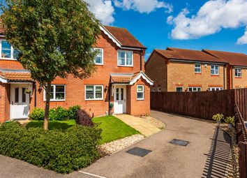 Thumbnail 3 bed semi-detached house for sale in Mary Lovell Way, Stickney, Boston