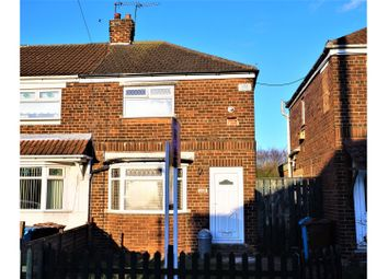 Thumbnail 2 bedroom terraced house for sale in Joscelyn Avenue, Hull