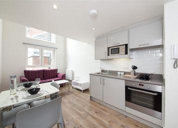 Thumbnail 1 bed flat to rent in Kilburn High Road, Luminaire Aprtments, Kilburn