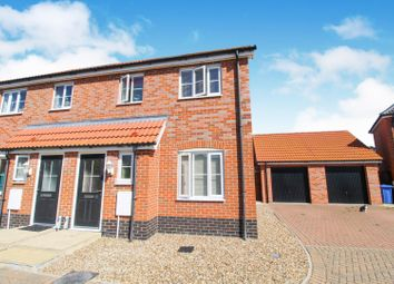 Thumbnail 3 bed semi-detached house for sale in Freestone Way, Sudbury