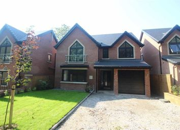 Thumbnail 4 bed detached house for sale in Plot 4, Hindley Green, Wigan