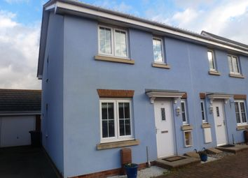 Thumbnail 3 bed semi-detached house to rent in Middleton Close, Bracklesham Bay, Chichester