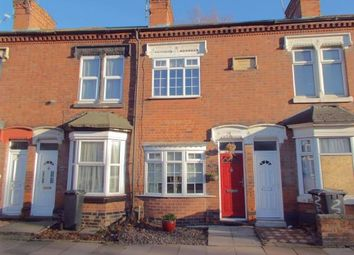 Thumbnail 2 bed terraced house for sale in Aylestone Road, Leicester, Leicestershire