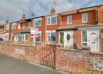Thumbnail 3 bed terraced house for sale in Moorhouse Road, Hull