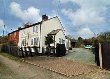 Thumbnail 3 bedroom semi-detached house for sale in Cadney Cottages, Bettisfield, Whitchurch