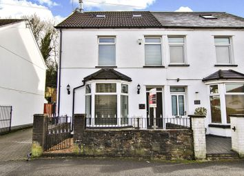 Thumbnail 3 bed semi-detached house for sale in New Market Walk, St. Tydfil Square Shopping Centre, Merthyr Tydfil