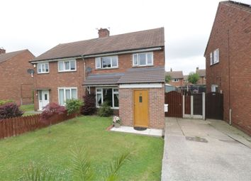 Thumbnail 3 bed semi-detached house for sale in Harding Avenue, Rawmarsh, Rotherham, South Yorkshire