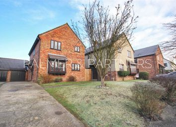 Thumbnail 4 bed detached house for sale in Little Hyde Close, Great Yeldham, Halstead