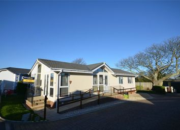 Thumbnail 2 bed mobile/park home for sale in Truro Heights, Truro, Cornwall