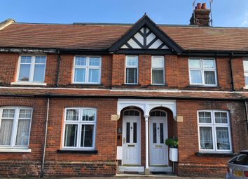 Thumbnail Terraced house for sale in Cambridge Street, Cromer