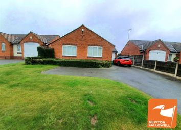 Thumbnail 3 bed detached house for sale in Hollyhock Drive, Mansfield