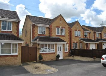 Thumbnail 3 bed detached house for sale in Timandra Close, Abbey Meads, Swindon