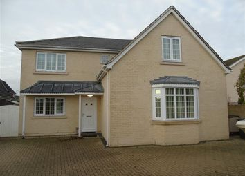 Thumbnail 4 bedroom detached house to rent in Boundary Road, Red Lodge, Bury St. Edmunds