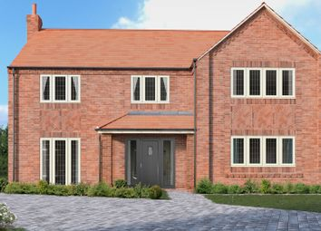 Thumbnail 4 bed detached house for sale in Plot 9, Trinity Development, Finningley, Doncaster