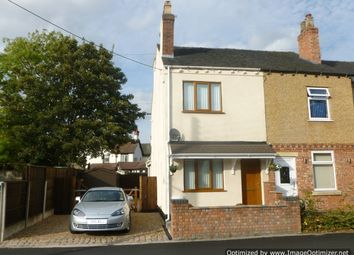 Thumbnail 2 bed terraced house to rent in Fields Road, Haslington
