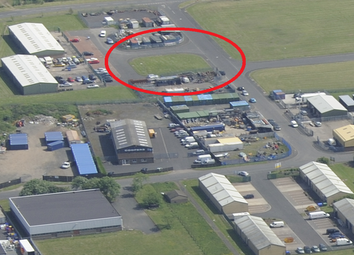 Thumbnail Land to let in Amble Industrial Estate, Amble