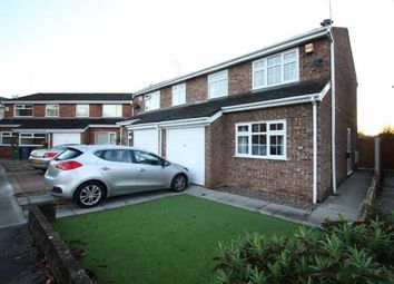Thumbnail 3 bed semi-detached house for sale in Brookdale Avenue, Wirral, Merseyside