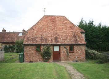 Thumbnail 1 bedroom barn conversion to rent in Thame Road, Long Crendon, Aylesbury