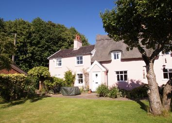 Thumbnail 4 bed cottage for sale in Church Path, Friston, Saxmundham