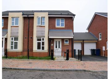 Thumbnail 3 bed semi-detached house for sale in Rowan Drive, South Shields