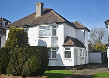 Thumbnail 2 bed semi-detached house for sale in Crescent Drive, Petts Wood, Orpington
