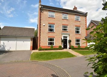 Thumbnail 7 bed detached house for sale in Heydon Close, Meanwood, Leeds