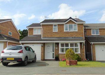 Thumbnail 4 bed detached house for sale in Royal Drive, Flint, Flintshire