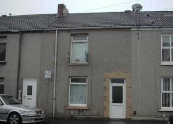 Thumbnail 2 bed property to rent in Madoc Street, Sandfields, Swansea
