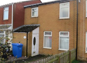 Thumbnail 3 bed terraced house to rent in Quince, Tamworth