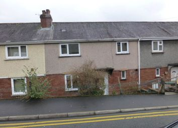 Thumbnail 3 bed terraced house to rent in Brynhaul Street, Carmarthen