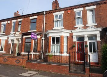 Thumbnail 3 bed town house for sale in Wayside Avenue, Newcastle Under Lyme
