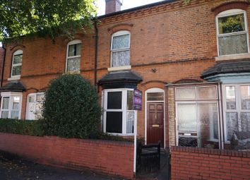 Thumbnail 2 bedroom terraced house for sale in Hutton Road, Handsworth, Birmingham