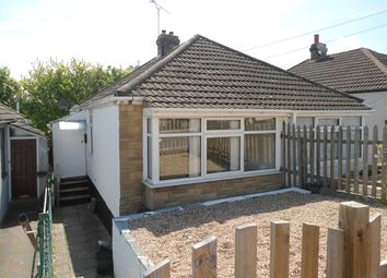 Thumbnail 2 bed bungalow to rent in Gordon Road, Chatham