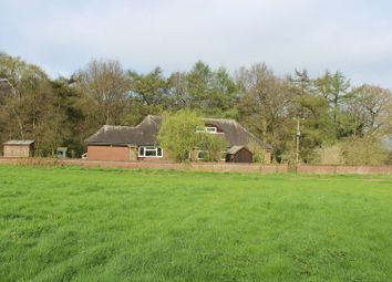 Thumbnail 3 bed detached bungalow for sale in Wood End Lane, Curborough, Lichfield