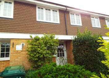 Thumbnail 3 bed terraced house for sale in Waters Drive, Staines
