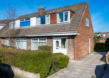 Thumbnail 3 bed semi-detached house for sale in Kendal Drive, Rainford, St. Helens