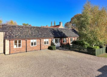 Thumbnail 3 bed barn conversion for sale in Tanners Lane, Corby Glen, Grantham