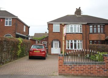 Thumbnail 3 bed semi-detached house for sale in Ash Bank Road, Werrington, Stoke-On-Trent