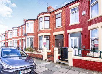 3 bed terraced house for sale in Alderley Avenue, Birkenhead CH41