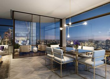 Thumbnail 2 bedroom flat for sale in Principal Tower, Shoreditch High Street