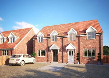 Thumbnail 3 bed semi-detached house for sale in Walpole, Norfolk